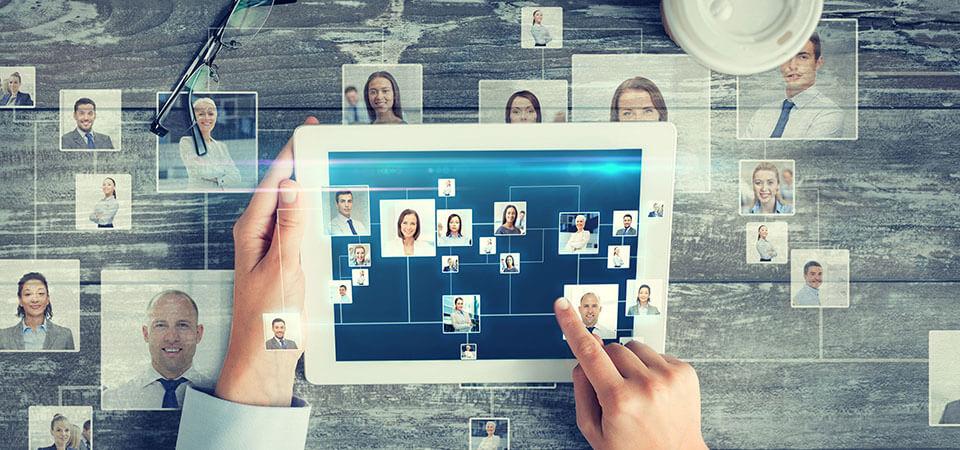 El poder del networking para un blog