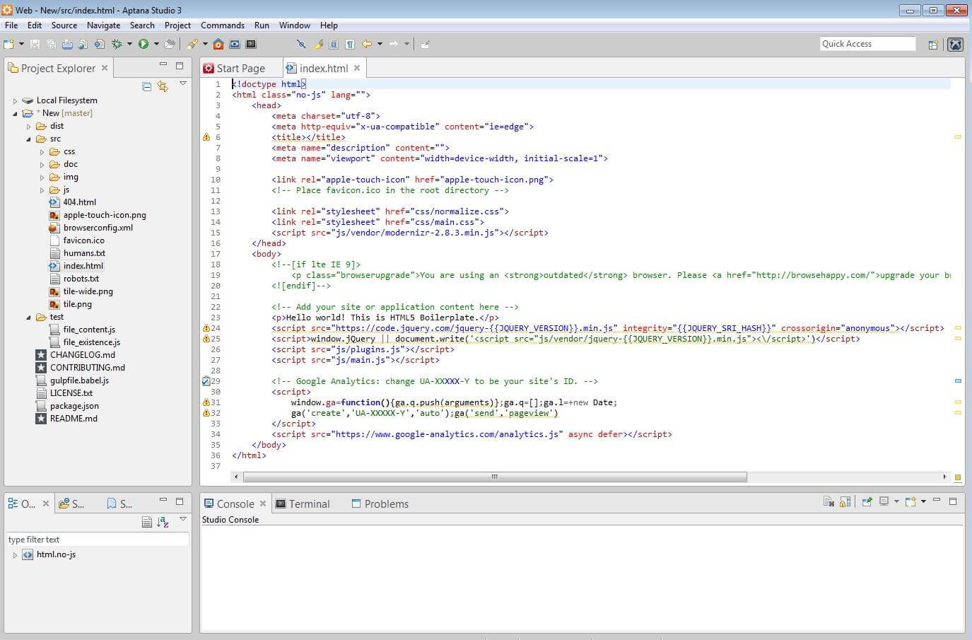 Alternativas a Dreamweaver: 5 soluciones open source - 1&1