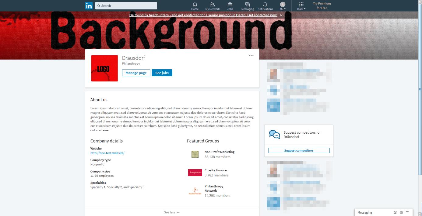 LinkedIn y tu empresa: aprovecha su potencial - 1&1