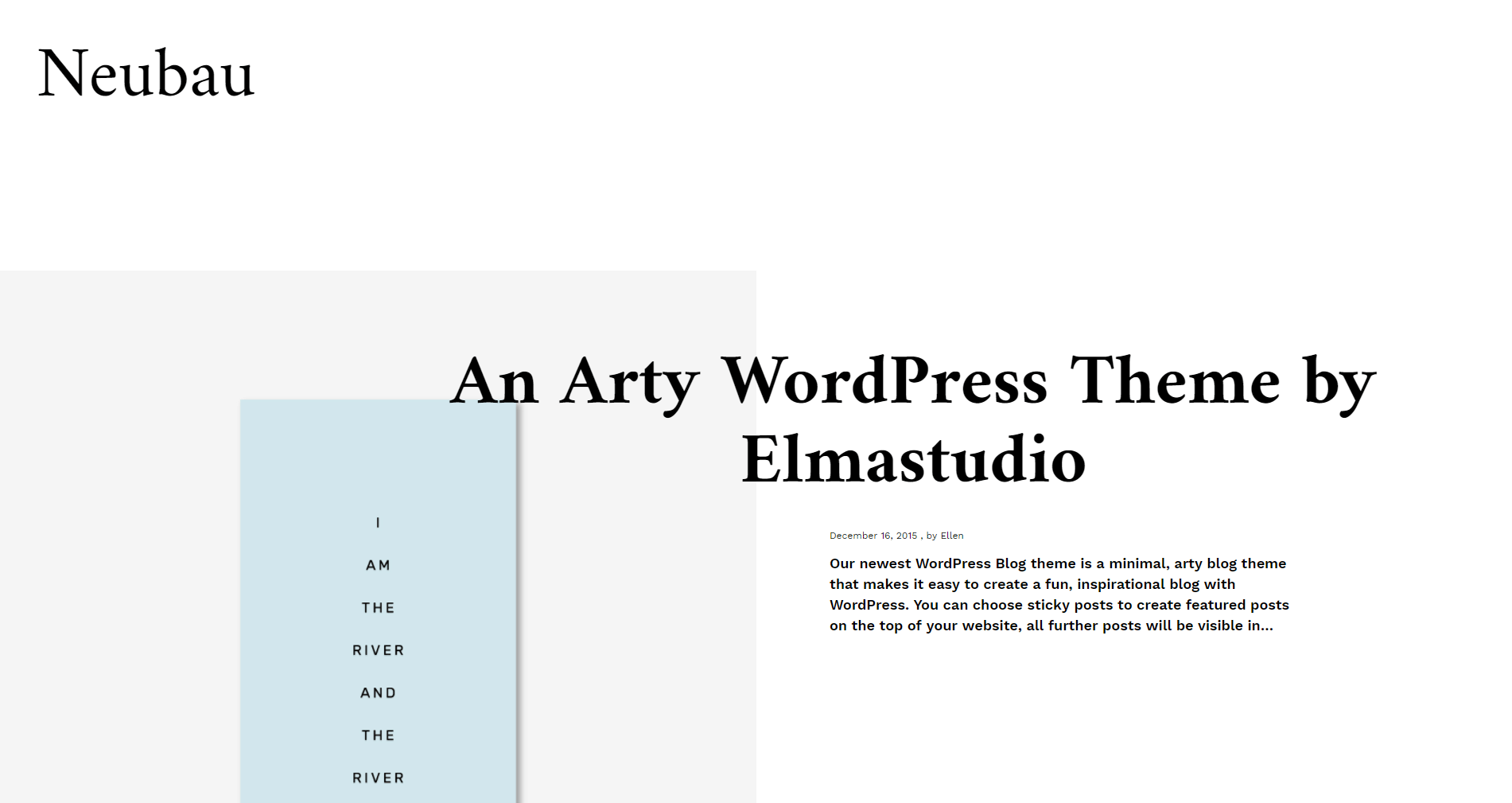 Temas de WordPress: los mejores diseños para tu web - 1&1
