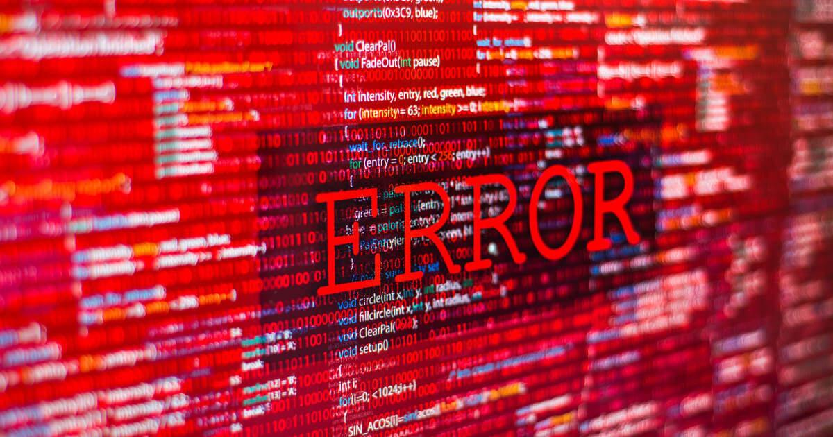 0x80070005: soluciones para el error 0x80070005 - IONOS